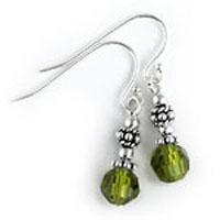 Olivine Earring