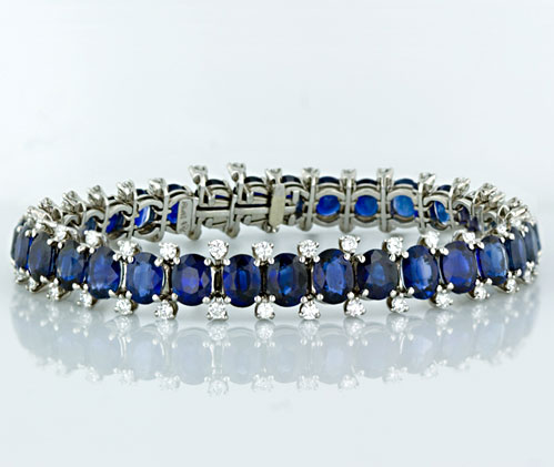 collections s grande collection bracelet diamonds diamond oc bangles henry blue bangle